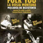Folk You la Rosia Montana de Ziua Minerului 2010