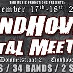 St. Vitus si Immortal confirmati pentru Eindhoven Metal Meeting