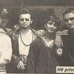 Asculta doua piese antice H8 din 1995
