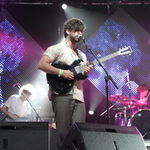 Foals: Interviu la Electric Picnic 2010 (video)