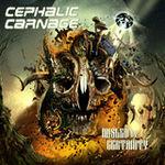 Filmari din studio cu Cephalic Carnage
