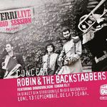 Concert Robin & The Backstabbers la GuerriLIVE Sessions