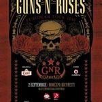 Informatii si reguli de acces pentru concertul Guns N Roses
