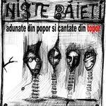 Niste Baieti: Slagare romanesti in varianta punk, live sambata in Bucuresti