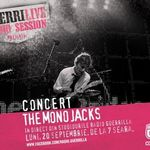 Concert The Mono Jacks la GuerriLIVE Sessions