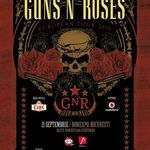 Concert Guns N Roses marti seara la Bucuresti: Informatii si setlist