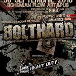 Concert Bolthard si Heavy Duty in Bohemian Flow din Sibiu