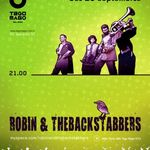 Concert Robin & The Backstabbers in Tago Mago Bucuresti (video)