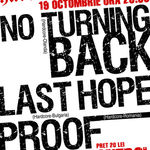 Hardcore Still Lives cu No Turning Back si Last Hope in Club Control