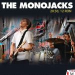 Concert The Mono Jacks in Club Mojo din Bucuresti (video)