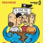 2 ani de Control cu Pete & The Pirates! (video)