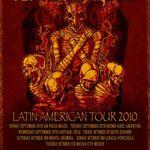 Lamb Of God anuleaza concertul din Ecuador din pricina guvernului