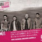 Concert Grimus la GuerriLIVE Sessions