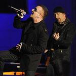 U2 au cantat pentru prima data piesa din Spider Man (video)