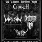 Ultimele detalii referitoare la concertul Watain si Destroyer 666 din Bucuresti