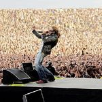 Specialisti in crima si forte speciale la concertul Guns N Roses din Perth