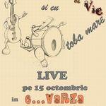 Concert Vita de Vie in club E Varza din Bucuresti