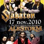 Sabaton au fost intervievati in Anglia (video)