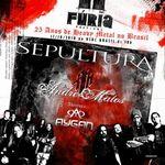 Sepultura au cantat o piesa noua la Furia Festival (video)