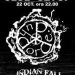 Concert Dordeduh si Indian Fall in Setup Timisoara