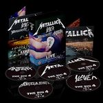 Filmari cu Metallica de pe DVD-ul Big Four