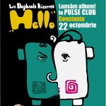 Concert de lansare Les Elephants Bizarres in Pulse Club Cosntanta