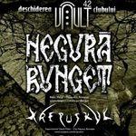 Concert Negura Bunget in club Vault 42 Oradea