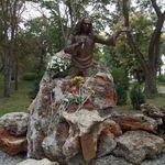 Statuia lui Dio a fost dezvelita in Kavarna (video)