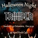 Concert Trooper in Hard Rock Cafe Bucuresti