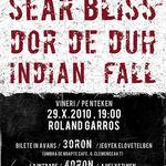 Se apropie concertul Sear Bliss din Roland Garros Cluj