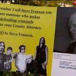 Poze cu Disturbed si Stone Sour folosite in campanii politice