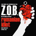 Concert tribut Green Day cu Z.O.B. in Club Tribute Bucuresti