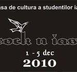 Programul Rock N Iasi 2010