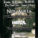 Nox Aurea nu vor participa la concertul de duminca din Iasi