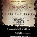 Spectatori din peste sase tari vin la Doomed Souls Evening in Silver Church