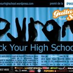 30 de trupe s-au inscris in concursul byron - Rock Your Highschool