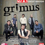 Concert Grimus in Club A din Bucuresti