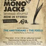 Urmareste spotul concertului de lansare The Mono Jacks