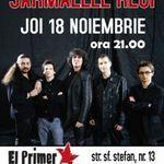 Concert Sarmalele Reci in El Primer Comandante din Bucuresti