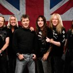 Iron Maiden anunta un nou turneu in Anglia
