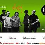 Concert Blazzaj in Tago Mago Bucuresti