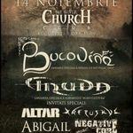 Truda, Bucovina, Altar si Abigail live in Cage Club in acest weekend