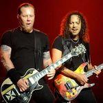 Kirk Hammett l-a lovit pe fiul lui James Hetfield? (video)