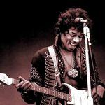 O chitara a lui Jimi Hendrix se liciteaza la 120.000 lire