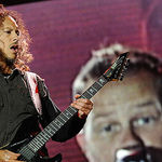 Kirk Hammett si copilul. Adevarul si remixul (video)