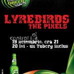 Castigatorii invitatiilor la concertul Lyrebirds din club Control