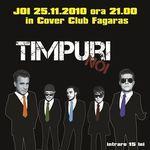 Concert Timpuri Noi in Cover Club din Fagaras