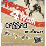 Rock 4 Walk: concert caritabil