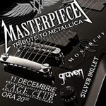 Concert Graven, Monarchy, Silver Bullet si Masterpiece in Cage Club