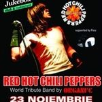 Tribute Red Hot Chilli Peppers marti in Club Jukebox din Bucuresti
